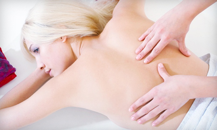 RoseBay Massage - Bemis: One or Three 60-Minute Swedish Massages at RoseBay Massage in Newton (Up to 57% Off)