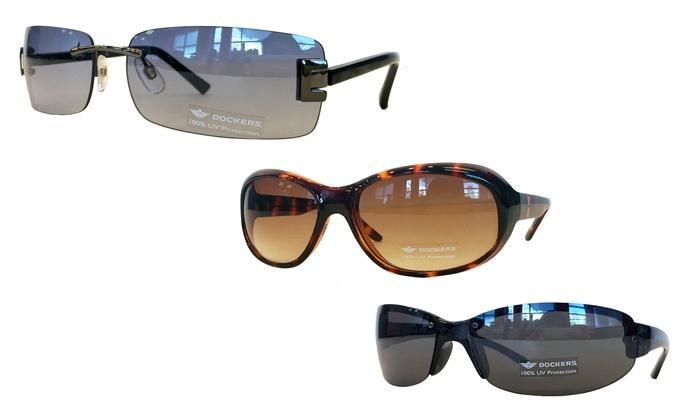 Dockers Sunglasses Aviators  dockers polarized sunglasses groupon goods