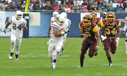 Chicago Football Classic Between Central State and Morehouse College at Soldier Field on September 20 (Up to 52% Off)