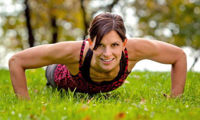 ClubMynx Fitness - Central Industrial: C$35 for a Six-Week Outdoor Boot Camp at ClubMynx Fitness (C$70 Value)