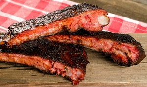 Big Country BBQ: Barbecue for Dine-In or Carry-Out at Big Country's (Up to 35% Off). Three Options Available.