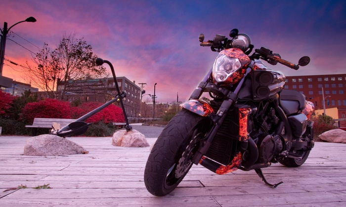 Avalon Motorsports Inc. - St. John's: C$37 for an Intro Motorcycling Course or $75 Towards Another Course at Avalon Motorsports Inc. (C$75 Value)