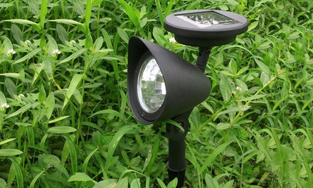 Lampada solare da giardino groupon goods for Groupon giardino