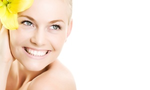 UV Beauty Skin Care: One or Three Custom Facials at UV Beauty Skin Care (Up to 55% Off)