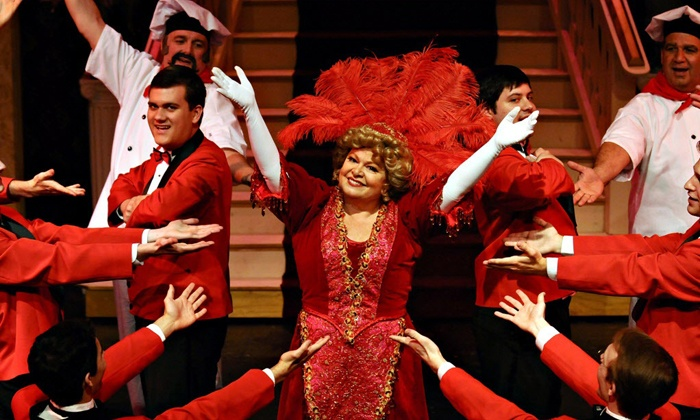 """Hello Dolly!"" - Van Wezel Performing Arts Hall: $32 to See ""Hello Dolly!"" at Van Wezel Performing Arts Hall on December 4 at 8 p.m. (Up to $52.50 Value)"