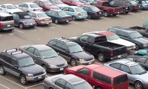 EWR Parking: Five Days of Airport Parking at EWR PARKiNG (45% Off)