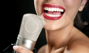 Forte Vocal Academy: One- or Two-Hour Singing Lesson at Forte Vocal Academy (Up to 75% Off)