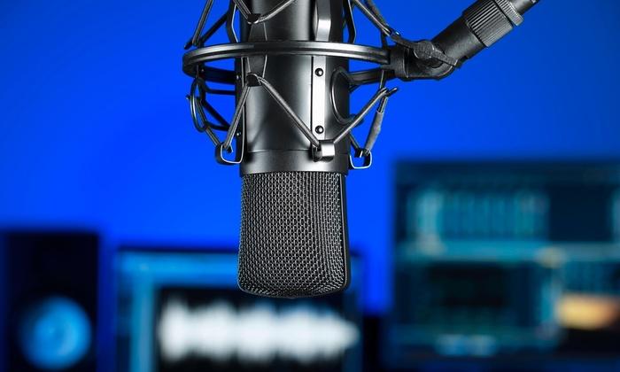 The Kake Factory Recording Studio - Valley Village: Two Hours of Recording-Studio Time from The Kake Factory Recording Studio (70% Off)