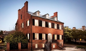 Davenport House Museum: Two or Four Tickets to Davenport House Museum (Up to 61% Off)