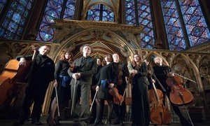 """Euromusic: 1 ou 2 places en catégorie 1 pour """"Les 4 Saisons de Vivaldi"""" le 1 ou 2 avril 2018 à Lyon ou à Aix-En-Provencedès 24 €"""
