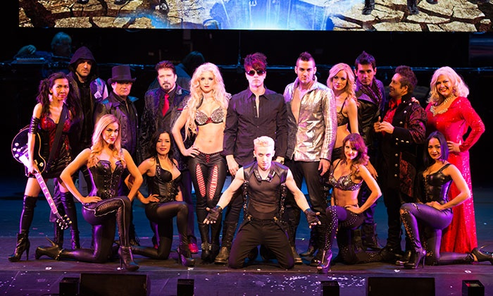 The Supernaturalists Starring Criss Angel - The Paramount Theatre - Huntington: The Supernaturalists Starring Criss Angel on January 14 at 8 p.m.