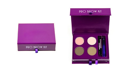 Brow Color and Grooming Kit