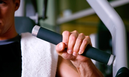$26 for Six-Week Unlimited Gym Membership to Spectrum Fitness ($260 Value)
