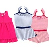 Rompers and Dresses for Girls and Toddlers