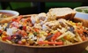 Have a Greener Day - Keystone at The Crossing: Salads, Wraps, Paninis, and Soup at Have a Greener Day (Up to 62% Off). Two Options Available.