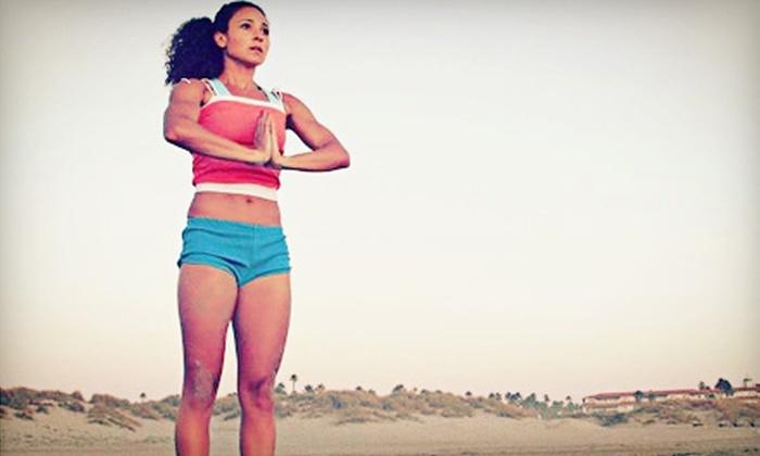 Rocksteady Fitness - San Buenaventura (Ventura): 10 or 20 Group Fitness Classes at Rocksteady Fitness (Up to 69% Off)