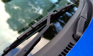 Windshields in Houston: Windshield Chip Repair or Windshield Replacement at Windshields in Houston (Up to 80% Off)