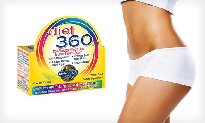 Garden of Life Diet 360 Groupon Goods