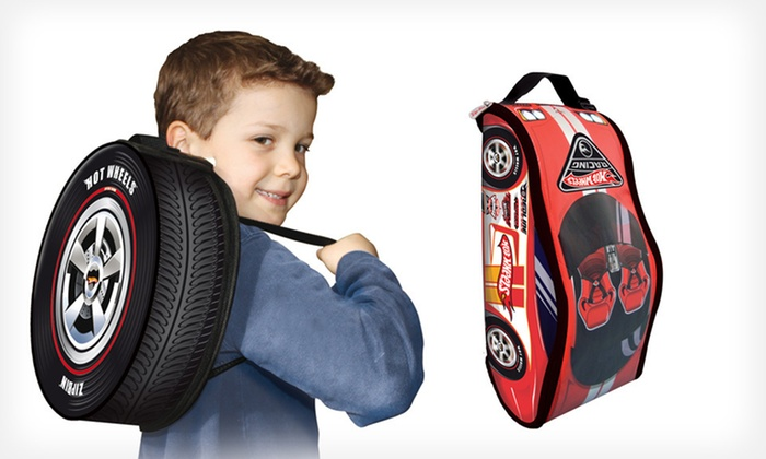 Hot Wheels Case and Play Mat: $12 for a Hot Wheels Racer or Wheelie Toy Backpack and Mat ($19.99 List Price). Free Returns.