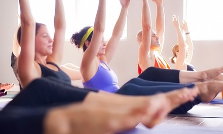 10 or 20 Yoga, Pilates, or TRX Classes, or 5 Group Pilates Reformer Classes at Body Mind & Core (Up to 60% Off)