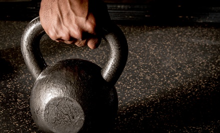 Kettlebell Classes at Firebellz (Up to 81% Off). Two Options Available.