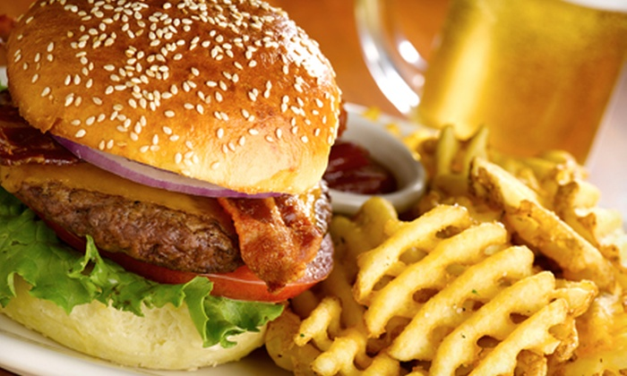 Sue's Sunset House - Peekskill: Pub Food and Drinks at Sue's Sunset House (Up to 56% Off). Four Options Available.