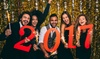Hobnob - Atlanta: New Years Eve Party with Unlimited Pizza, Bottomless Beer/Champagne, and Live Band at Hobnob (Up to 31% Off)