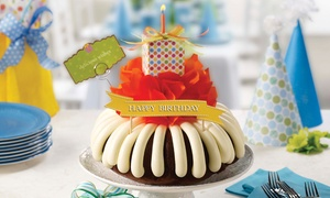 Nothing Bundt Cakes: $13 for $20 Worth of Bundt Cakes at Nothing Bundt Cakes