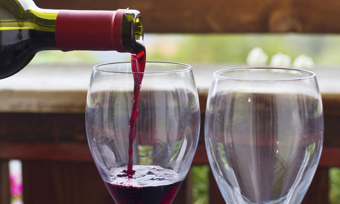 High Pass Winery - Junction City: Up to 40% Off Wine Tasting at High Pass Winery