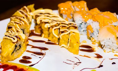 image for $21 for $35 Worth of All-you-can-eat Sushi and Hibachi at Sushi King - Hampton Roads
