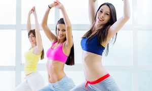 Belltown Dance Studio: Six-Week Dance Class Series or Six Zumba Classes at Belltown Dance Studio (Up to 62% Off)