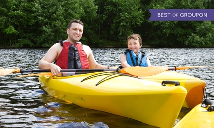 One- or Two-Hour Boat Rental at Deer Lake Boat Rentals (Up to 52% Off)