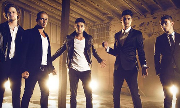 The Wanted - Sands Bethlehem Events Center: $25 to See the Wanted at Sands Bethlehem Event Center on Saturday, August 24, at 8 p.m. (Up to $47 Value)