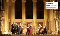 London Concertante: Bach Violin Concertos by Candlelight, 17 June at Sheffield Cathedral (Up to 44% Off)