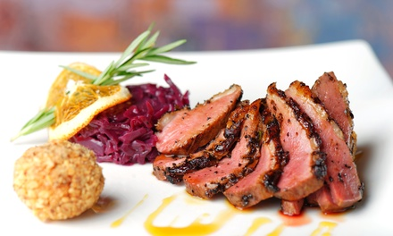 $16 for $30 Worth of Locally Sourced Butchery Cuisine at Butcher's Bistro