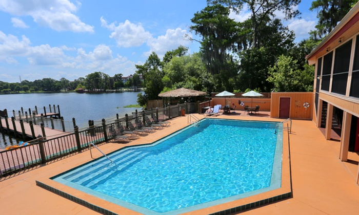 Lakefront Villas In Orlando