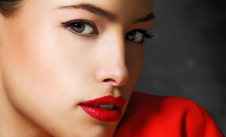 Permanent Eyeliner on Top Eyelids, Bottom Eyelids, or Both at Permanent Makeup Zone (Up to 60% Off)