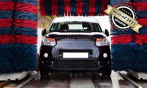 Stars Car Wash: 2, 4 oder 6 Autowäschen mit Pflegepaket 3 bei Stars Car Wash ab 15,90 €