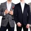 Elie Milano Italy Men's Modern V2 Blazer/Jacket