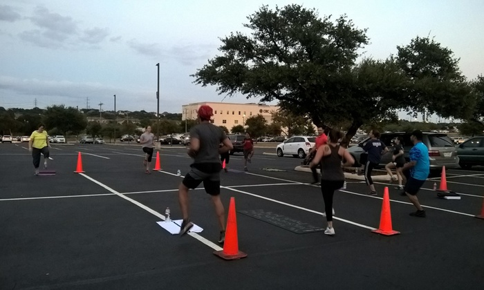 Christ Fit Fusion - San Antonio: Six Weeks of Unlimited Boot-Camp Classes at Christ Fit Fusion (53% Off)