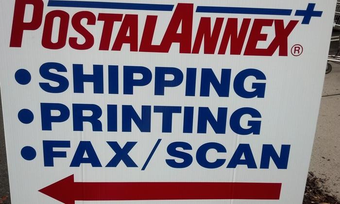 Postal Annex Aberdeen, NJ - Strathmore: Up to 50% Off Postal Goods and Services at Postal Annex+ Aberdeen, NJ