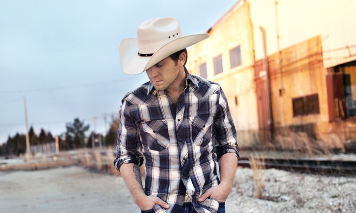 Justin Moore - Downtown Las Vegas Events Center: Justin Moore on Saturday, September 12, at 7 p.m.