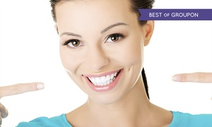 W1 Smile Street (UK) Limited: Laser Teeth Whitening With Dentist For One (£69) or Two (£129) at W1 Smile Street (Up to 84% Off)