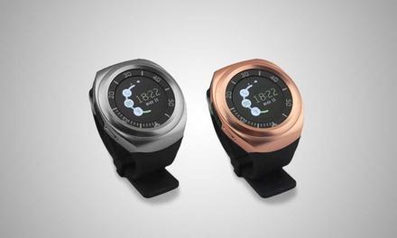 BASTek G4S Smartwatch met ingebouwde micorfoon en touchscreen