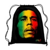 Bob Marley Cinch Sack Backpack