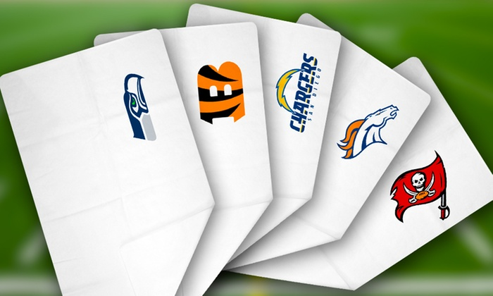 NFL Cooling Towel 2-Pack: $19.99 for an NFL Cooling Towel 2-Pack ($39.99 List Price). Multiple Teams Available. Free Shipping and Returns.