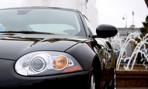 Houston Luxury Car Rentals: $200 for $399 Groupon — Houston Luxury Car Rentals