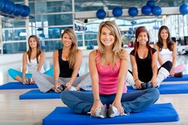 Everfit Training Studio: 50% Off  Pilates Mat Fitness Session at Everfit Training Studio
