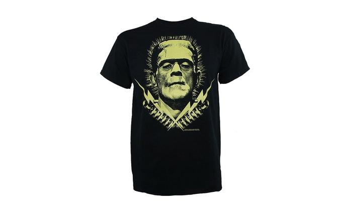Universal Monsters 100% Cotton Men's T-Shirt