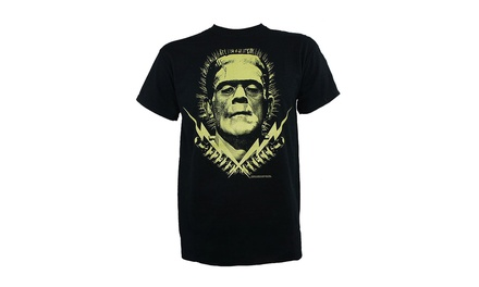 Universal Monsters 100% Cotton Men's T-Shirt